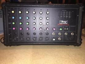 6 Channel Mixer Amp