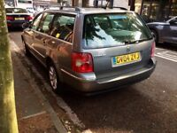 VW PASSAT 1.9 TDI PD 131 HIGH-LINE 2004 Fully serviced Only 135K