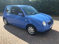 VW Lupo immaculate - Huge service history - Cambelt
