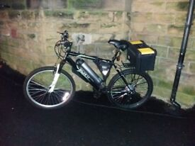 Electric bike/e-bike conversion or 'Build your own' service
