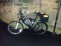 Electric bike/e-bike conversion service