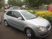 2008 Polo Match 1.4, 5dr, 1 Owner, 22k Miles, Full Service History