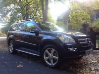 2008 MERCEDES BENZ GL CLASS GL420 V8 CDI 4MATIC 90000 MILES WITH FULL SERVICE HISTORY JUST SERVICED