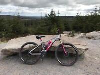 Voodoo maji women's mountain bike
