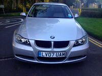 2007 BMW - Automatic, Very Low Miles, Mint Condition, Clean History, Beige Leather