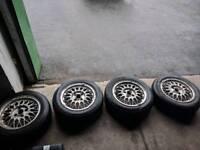 "Mx5 14"" original bbs wheels"