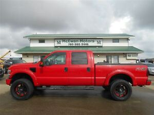 2009 Ford F-350 FX4 Lifted Diesel Crew