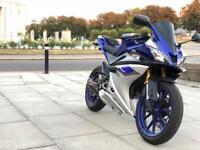 Yamaha r125 abs