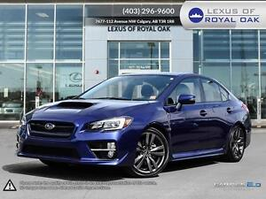 2016 Subaru WRX 4Dr Sport-Tech Pkg 6sp  - $195.84 B/W - Low Mile