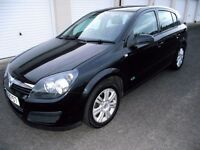 2007 VAUXHALL ASTRA 1.4 ACTIVE........5dr.