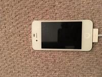 iPhone 4s 8gb on EE white