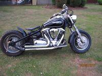 XV1600 Bobber,Chop,Lowrider
