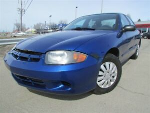 2004 Chevrolet Cavalier A/C CRUISE ** TPS INCLUSE **
