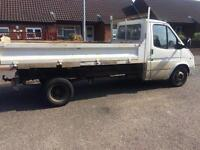 1998 ford tipper quick sale needed