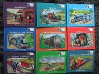 18 x Thomas the Tank Engine hardback books