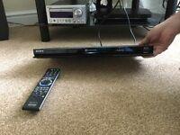 Sony 3D Blu-Ray DVD player