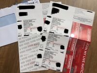 Taylor Swift Tickets Wembley Stadium 22nd June £80 each HALF PRICE REDUCED