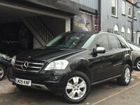 2009 Mercedes-Benz M Class 3.0 ML280 CDI SE 7G-Tronic 5dr FULL SERVICE HISTORY - AMG UPGRADES