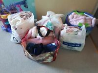 Baby items! Lots included!