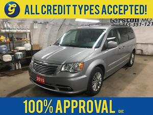 2015 Chrysler Town and Country LEATHER*DUAL ROW STOW N' GO*REMOT