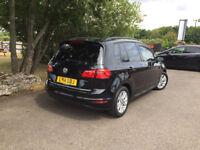 Volkswagen Golf SV MPV Diesel, low miles, FSH !