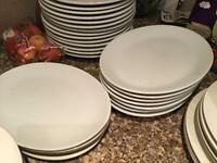 Catering Quality Crockery - Large Family?, B&B? - £20 if they go today