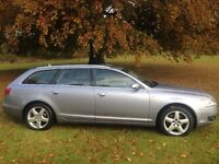 07 Audi A6 2.0tdi SE advant,full dealer history,lovely condition,2 keys
