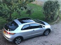 Honda Civic 2.2 i-CTDi ES Hatchback 5dr, Great Car, Good Condition and a Very Smooth Drive
