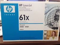 HP LaserJet Printer Cartridge 61X
