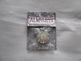 4 position pickup selector switch for Telecaster guitar by Allparts - unused