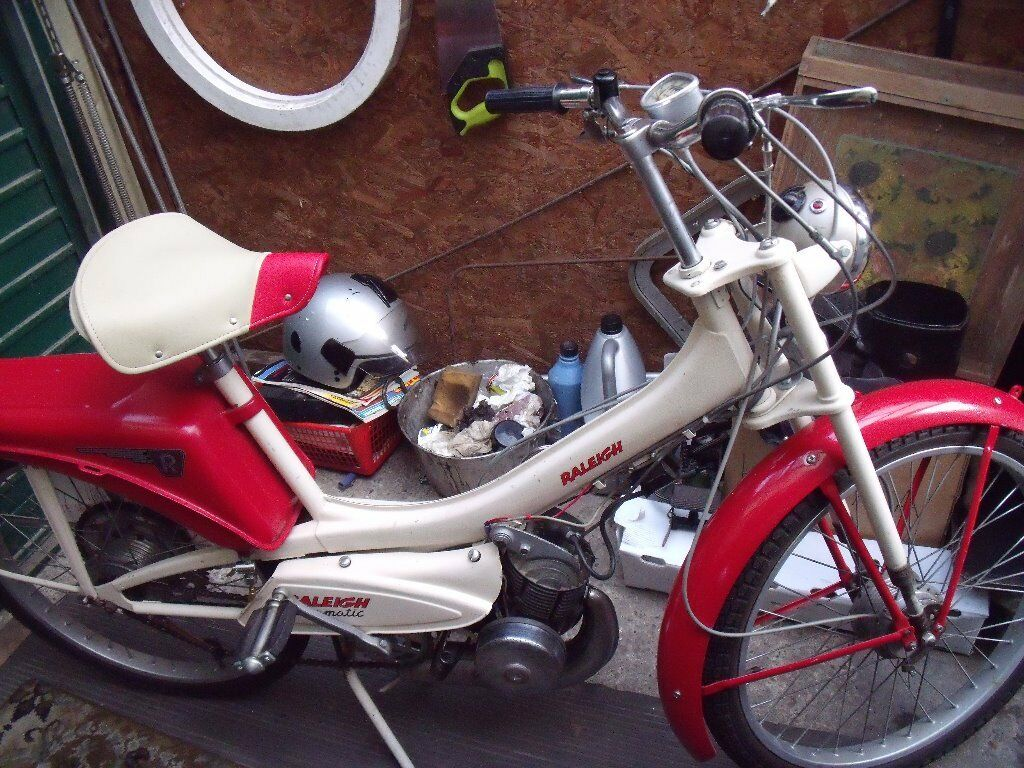 Raleigh rm9 moped rebuilt in ipswich suffolk gumtree for Yamaha of raleigh