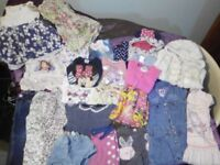 Girls Clothes Bundle 1½ - 3yrs (used)