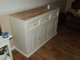 Sideboard and TV stand in a Rustic style