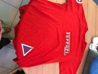 Ferrari tee shirt