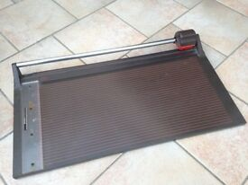 Paper Cutter - Myers Precision Rotary Cutter - £20