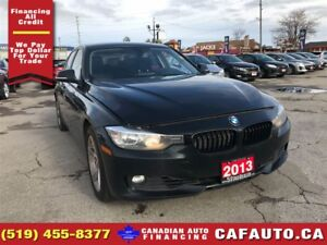 2013 BMW 3 Series 328I xDrive | LEATHER | ROOF | HEATED SEATS