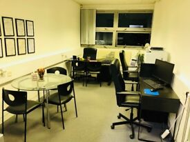 Desk space / Office / Studio share / Unique space in Rainham