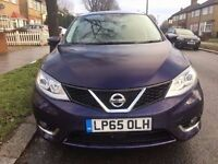 Nissan Pulsar 1.2 N-TEC Xtronic 5dr (start/stop) LOW MILEAGE, AUTO, NAVIGATION AND ALOT MORE