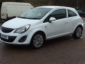 Quick Sale 2011 Corsa Excite 1.2 Petrol F.Service Histry A/c Recntly Service 2ownr 2keys Mot 27-5-17