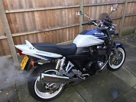 2003 Suzuki K3 GSX 1400- 12,000 miles