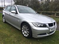 BMW 318D 2.0 Diesel Touring 2 PREVIOUS OWNERS **30 DAY ENGINE AND GEABOX WARRANTY**
