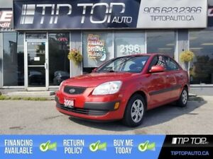 2008 Kia Rio EX ** Accident Free, Heated Seats, Well Equipped *