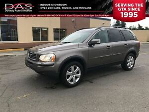 2010 Volvo XC90 3.2 LUXURY AWD LEATHER/SUNROOF/7 PASS