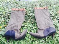 MissSixty Boots size 40 for £30