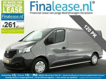 Renault Trafic 1.6 DCI T29 L2H1 TURBO2 ENERGY 120PK €261pm