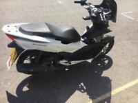 Honda pcx 125 ( stolen recoverd )