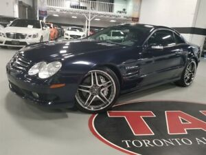 2005 Mercedes-Benz SL-Class SL55 AMG | CONVERTIBLE | 20 INCH WHE