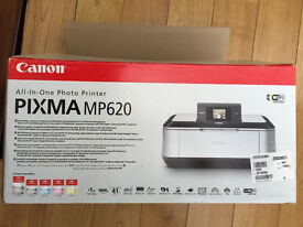 Canon Pixma MP620 All-In-One Printer / Scanner / Copier