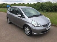 2007 Honda Jazz 1.4 Automatic - Fresh MOT