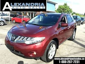 2010 Nissan Murano SL/AWD/PANORAMIC ROOF